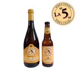 """Birra Chiara """"La 5"""""""