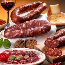 Salsiccia Girella piccante